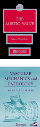 Books by Dr. Mano Thubrikar